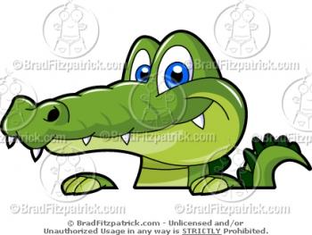 Crocodile clipart chibi Cartoon cartoon  Pinterest Google