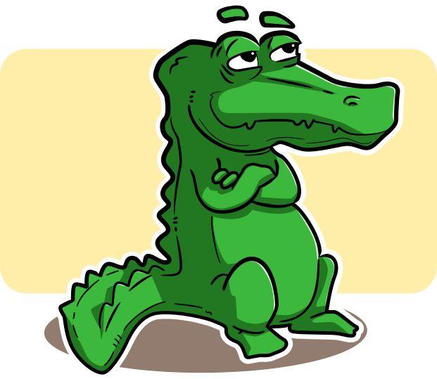 Crocodile clipart chibi Crocodile best Pinterest cartoon Images