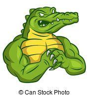 Alligator clipart mean Google Search crocodile signs ClipArt