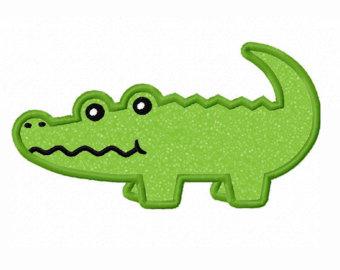 Alligator clipart cute Clipart collection Green clipart gator
