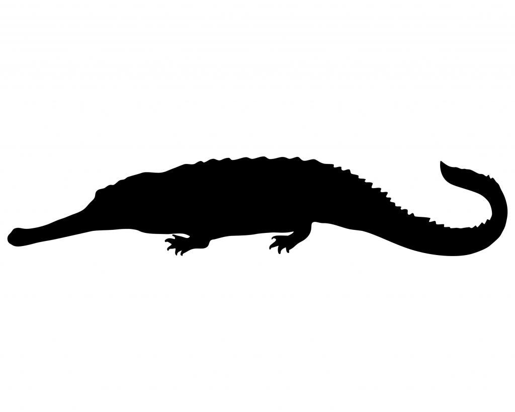 Alligator clipart silhouette Crocodile%20silhouette Crocodile Silhouette Panda Clipart