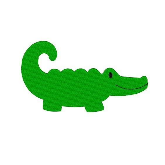 Alligator clipart silhouette Crocodile Search crocodile Google Inspiration