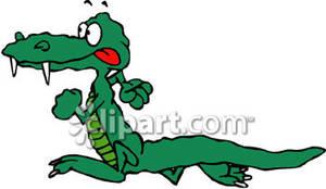 Alligator clipart caiman Running Crocodile Picture Picture Crocodile