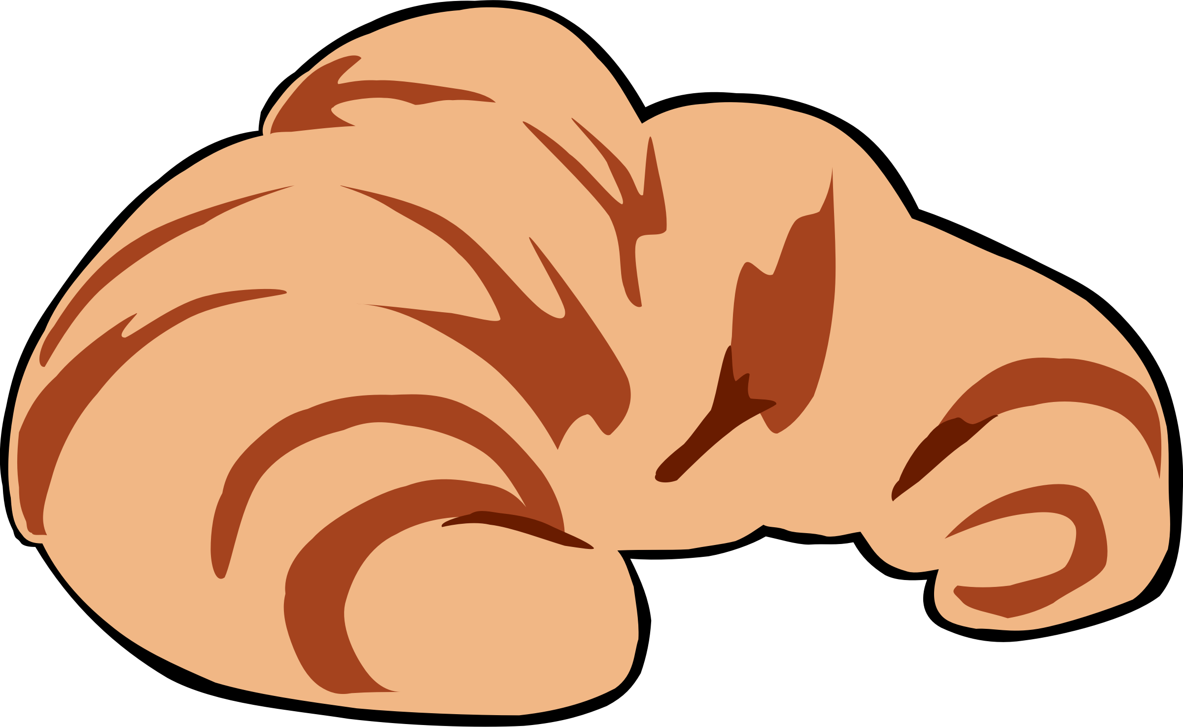 Pastry clipart animated Croissant Food Food Fast Clipart