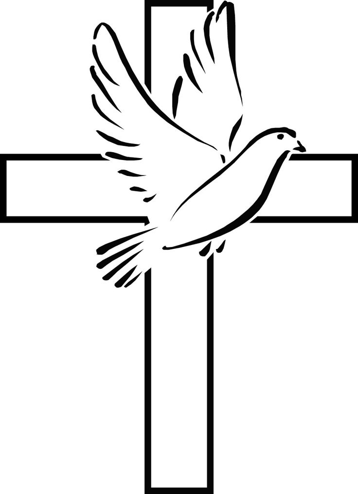 Cross clipart Pictures 28 spirit Dove Spirit