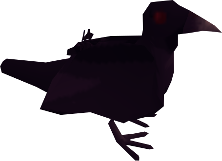 Crow clipart october By Image Crow png powered
