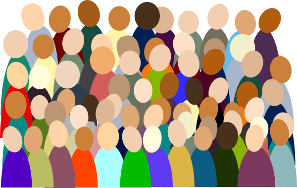 Crowd clipart group student Free Clipart Images Art Panda