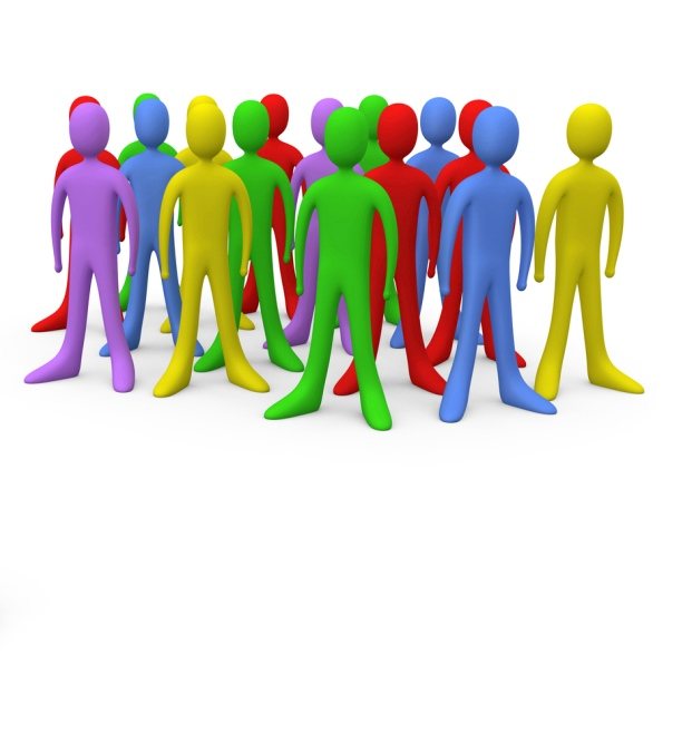 Crowd clipart Crowd of crowds Crowd Of