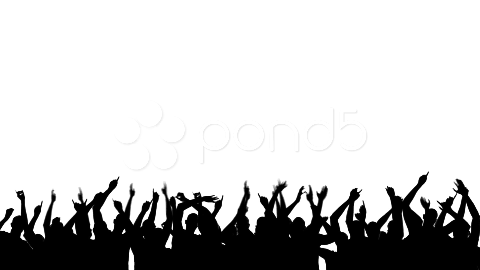 Fans clipart audience applause Info Clipart Clipart Clipart Silhouette