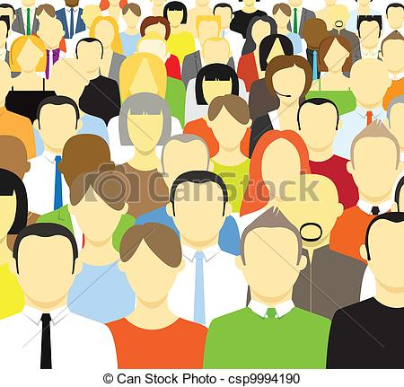 Crowd clipart group student Images Panda Art Clipart Free