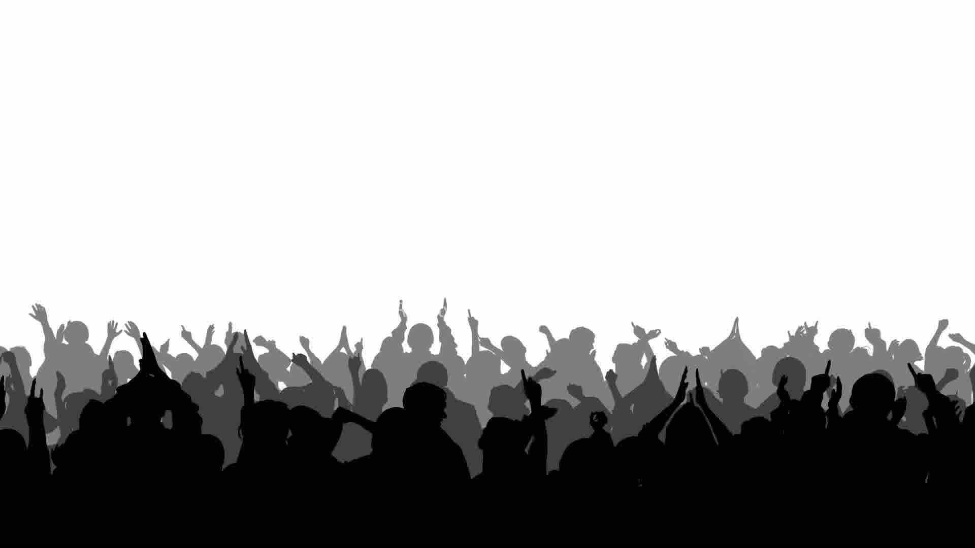 Crowd clipart drawing Cheering Clipart Drawing Pictures Crowd