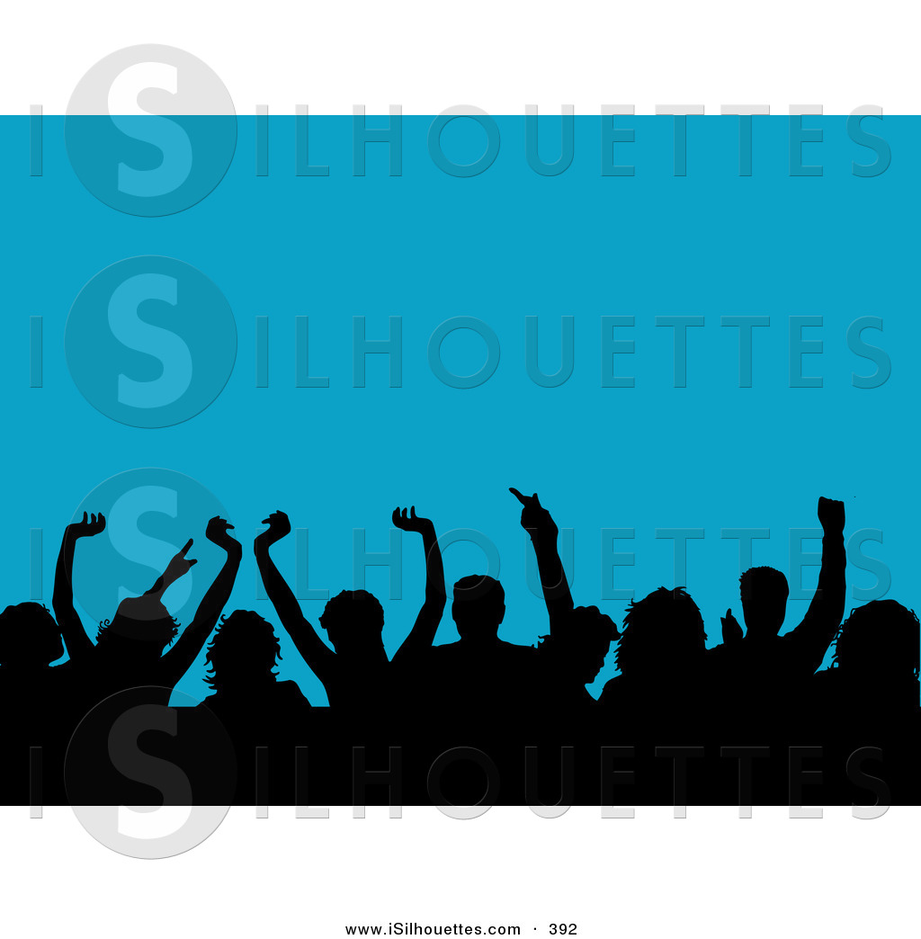 Crowd clipart abstract Clipart audience%20clipart People Crowd Images