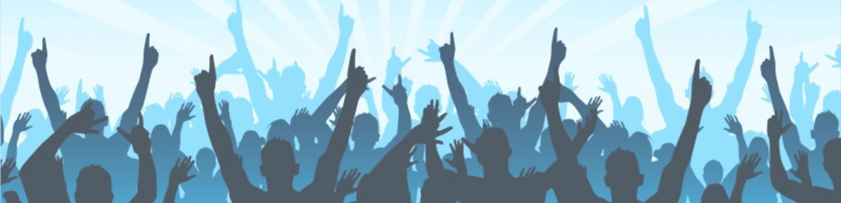 Crowd clipart public  concert crowd html /people/groups/concert_crowd