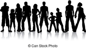 Black & White clipart youth Youth and Illustrations Youth royalty