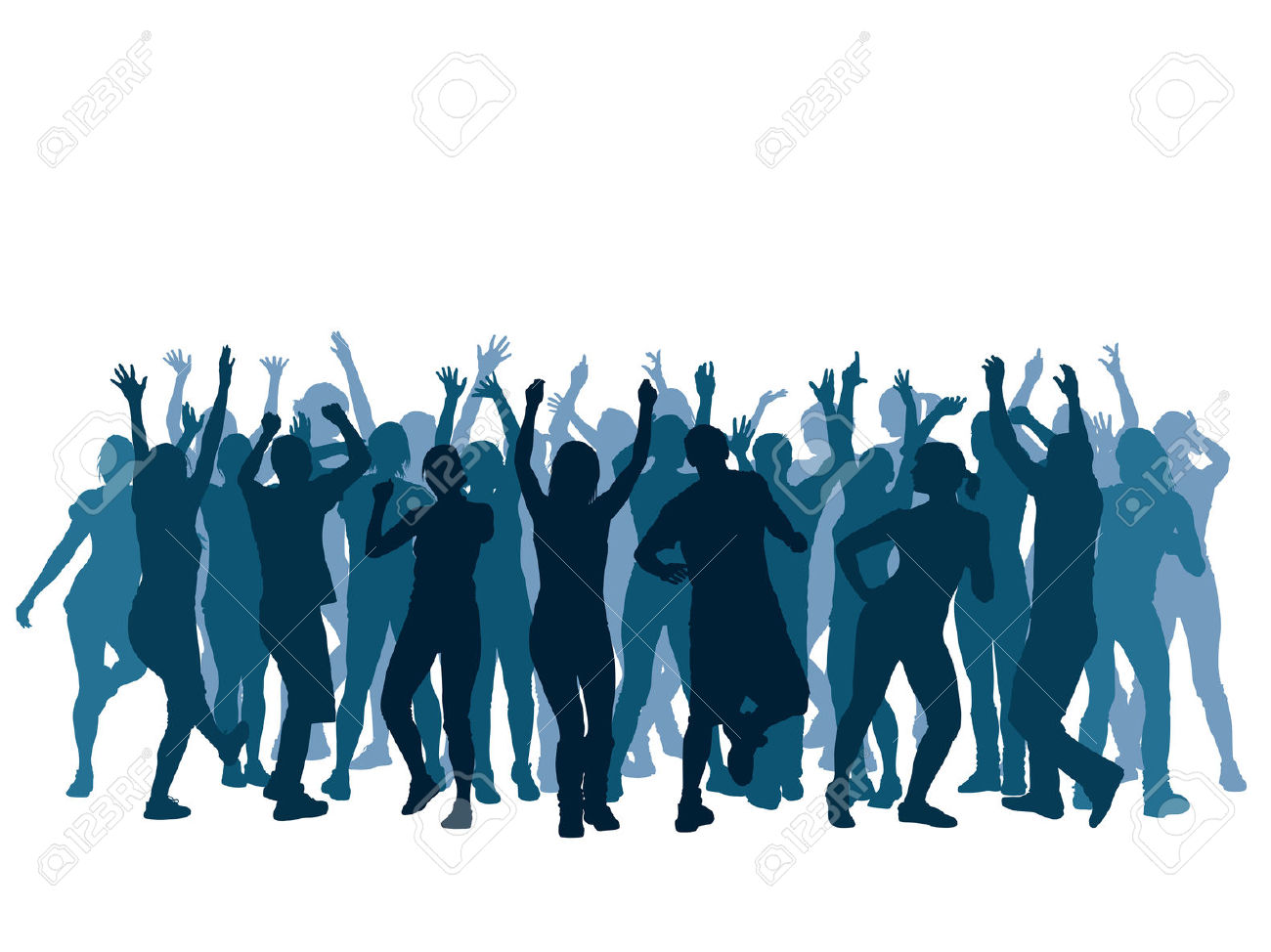 Club clipart group dancing Cliparts Clipart Cliparts and Inspiration