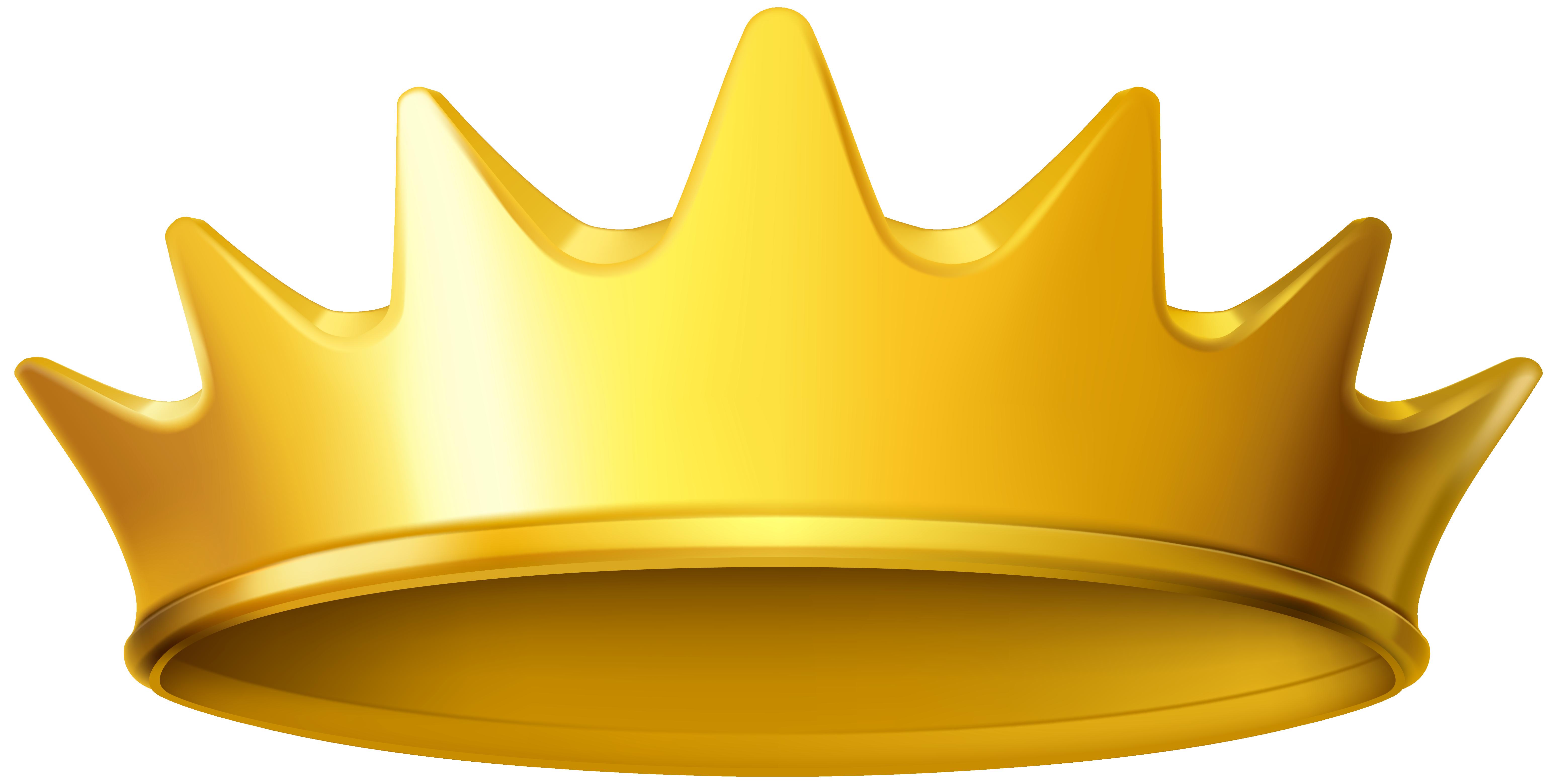 Golden clipart Clipart ClipartAndScrap crown crown images