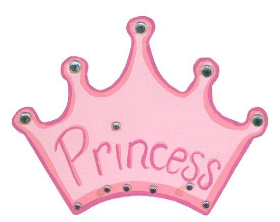 Barbie clipart crown On Princess Wood images best