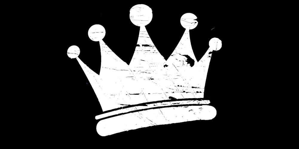 Crown clipart black background Cheerleading Platinum Star Platinum —