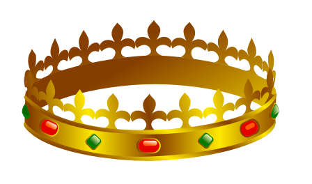 Crown clipart crown jewels Png  /recreation/party/crown_with_jewels jewels html