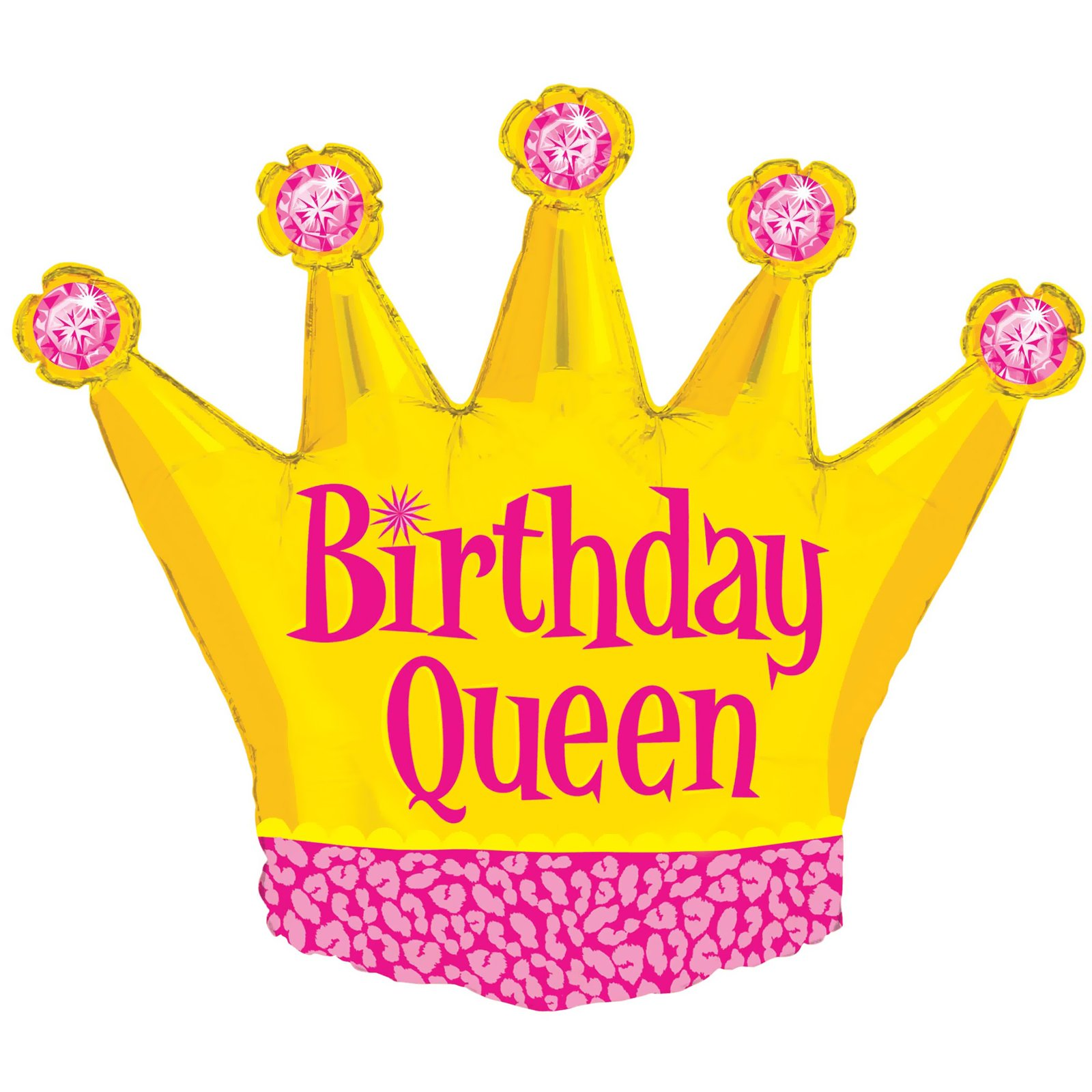 Crown clipart happy birthday :: ::  you love