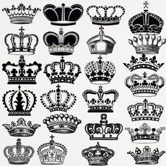 Crown Royal clipart Collection Illustration Vintage Crown Crown