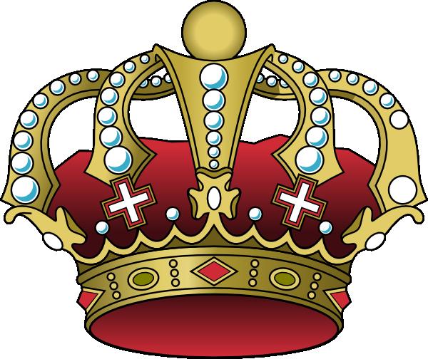 Corona clipart Clker collection Clip clipart Crown