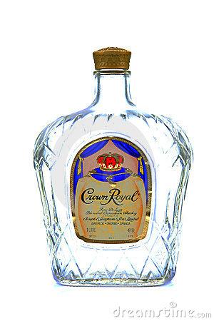 Crown Royal clipart Royal Bottle Crown  Clipart