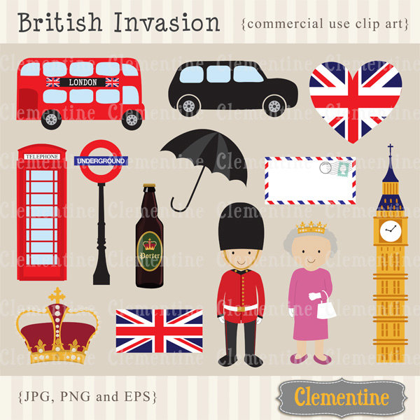 Iiii clipart umbrella For images London art images