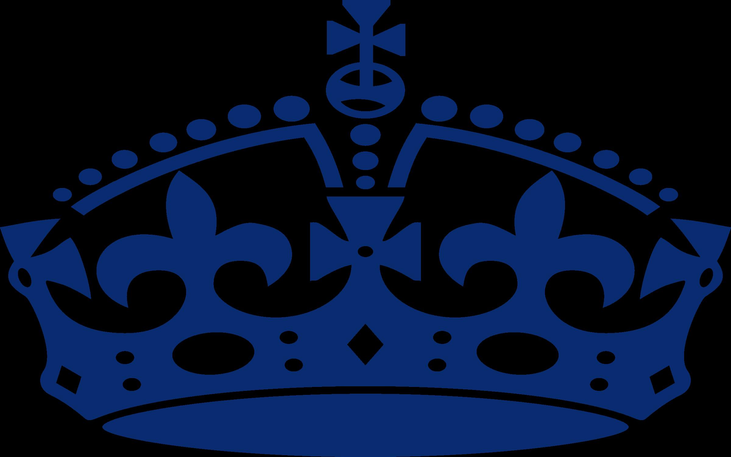 Dark Blue clipart crown Clipart Crown Images (788) Crown