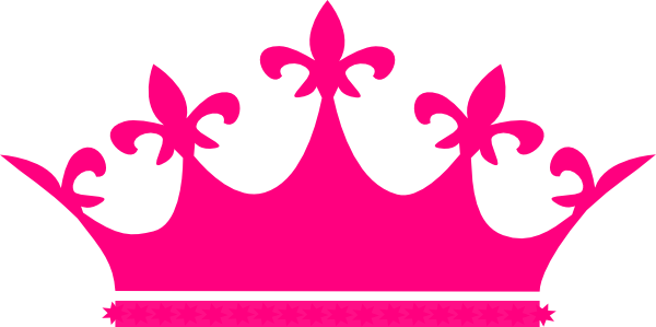 Barbie clipart crown Princess Free Crown Free Pink