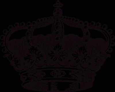 Dark Blue clipart crown Art Wedding clipart crown clip