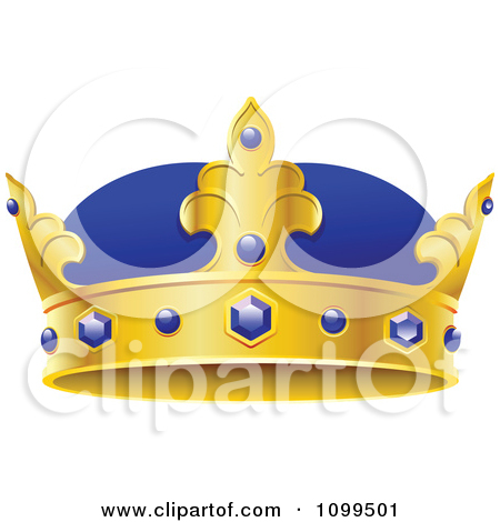 Blur clipart royal crown Royal collections Illustrations king crown