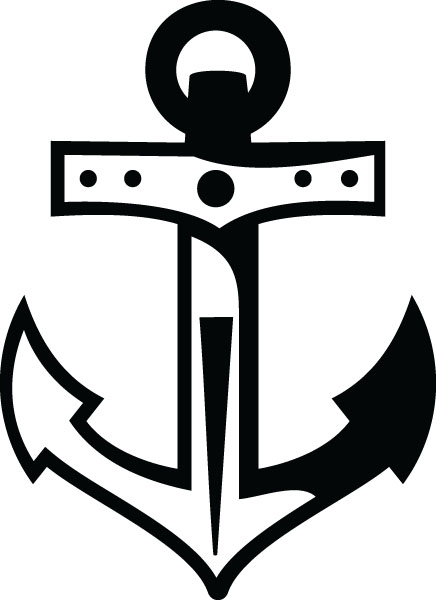 Cruise clipart anchor clip (4474) Ship Custom For Anchor