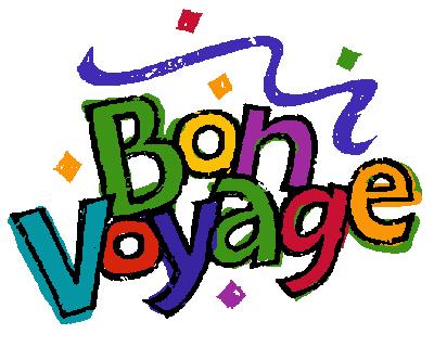 Cruise clipart bon voyage VOYAGE BON  / Bon