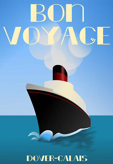 Cruise clipart bon voyage Voyage Bon Maritime > Pinterest