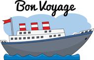 Cruise clipart bon voyage Panda Clipart 20clipart Clipart voyage%20clipart