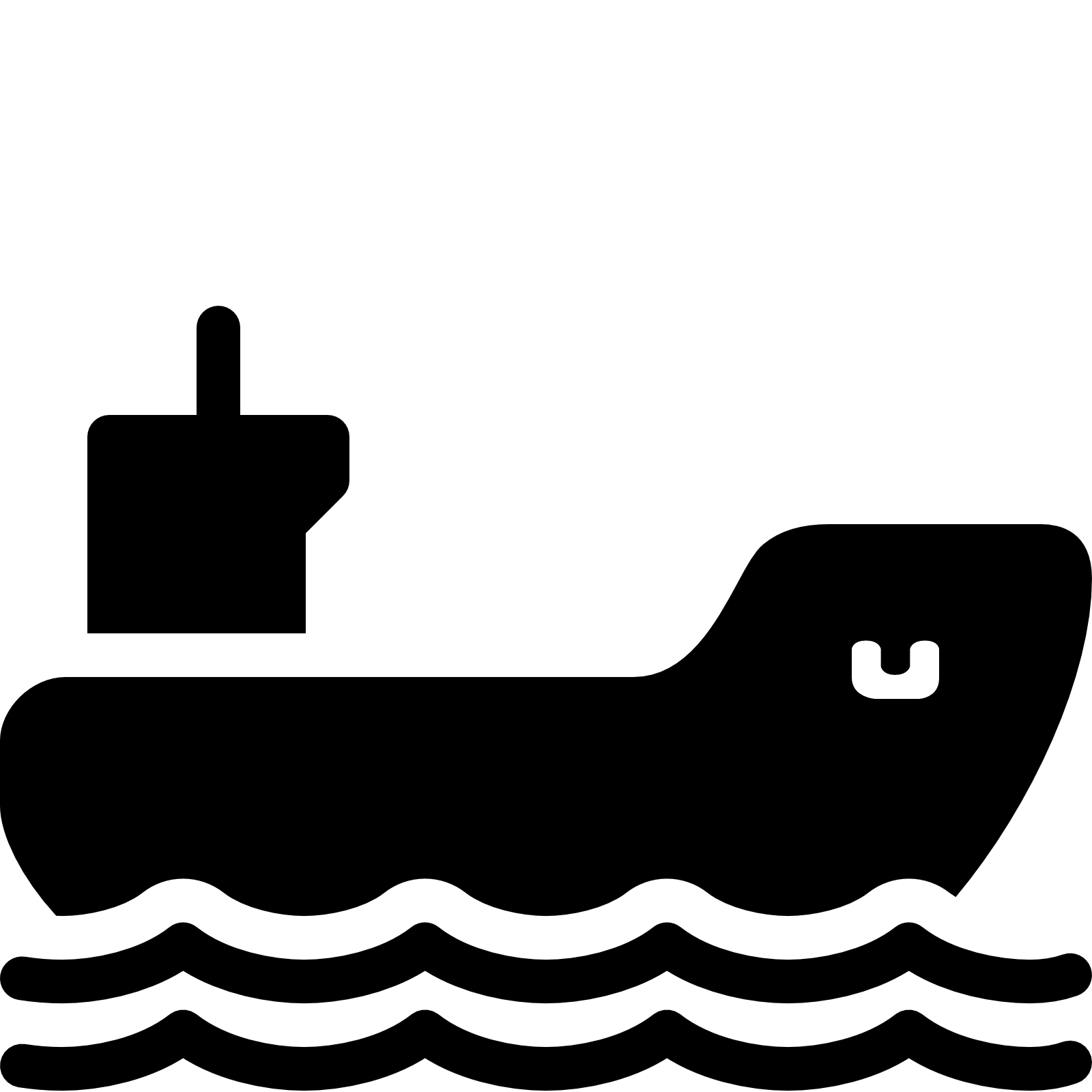 Cruise clipart cargo ship Icon Cruise Ship for Download