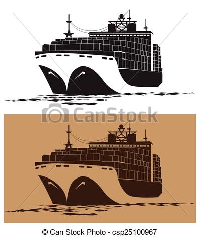 Cruise clipart cargo ship Clip Art cargo ship cargo