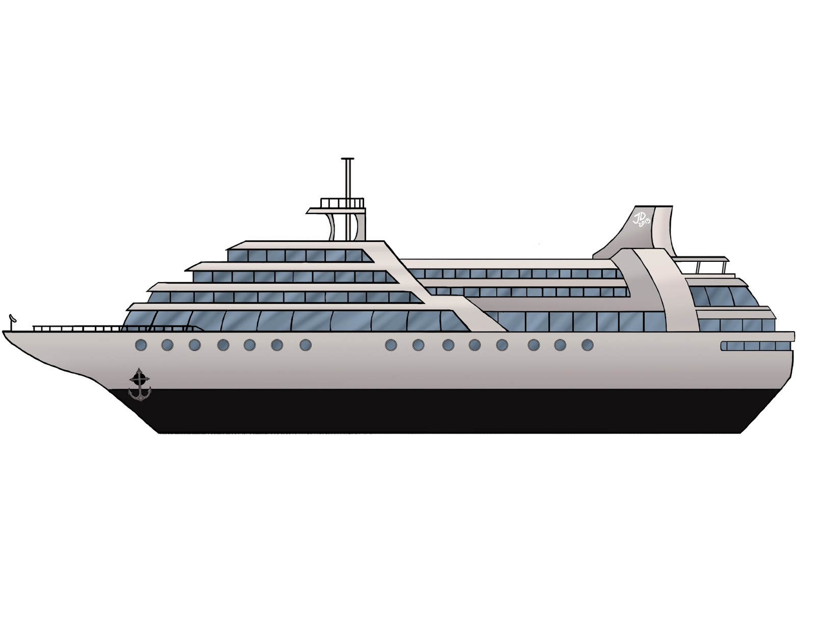 Ferry clipart cruise ship Cliparts Cruise and Others Animated
