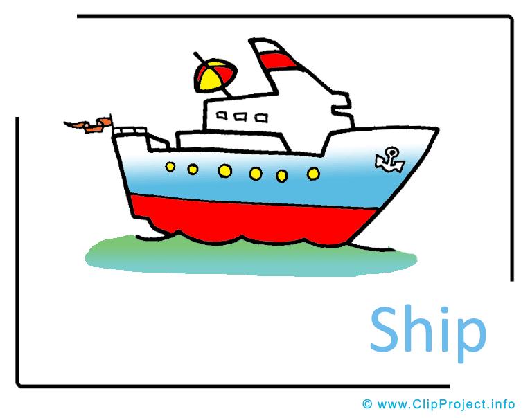 Cartoon clipart ship Pictures Cruise Clipart  Ship