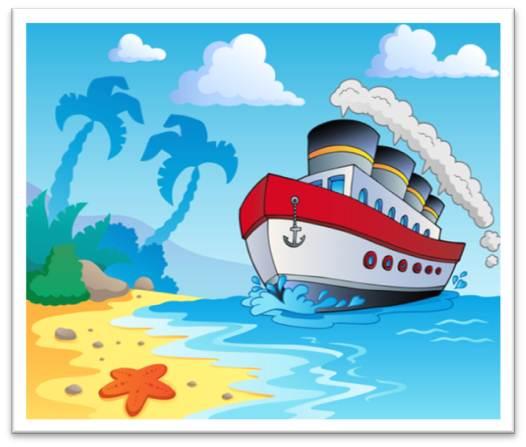 Cruise clipart cruise boat Art Art Cruise Clipart Clip