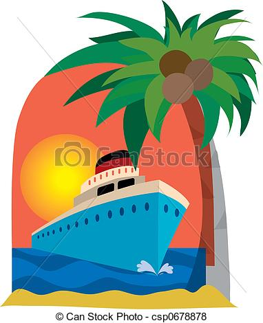 Cruise clipart cruise boat Ship Ship Cruise Clipart Cruise