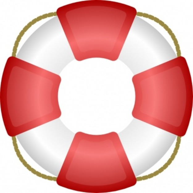 Baby clipart life preserver  help clip cruise life