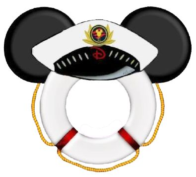Disneyland clipart cruise 73 on Mickey Life Cruise