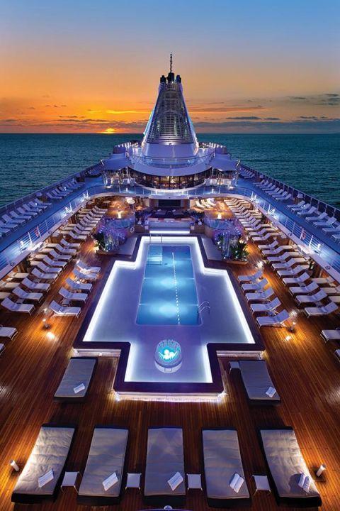 Cruise clipart luxury On luxury cruise cruise through