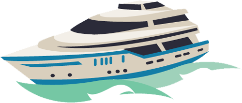 Yacht clipart luxury yacht Cruising large Yachts Gilman Guide
