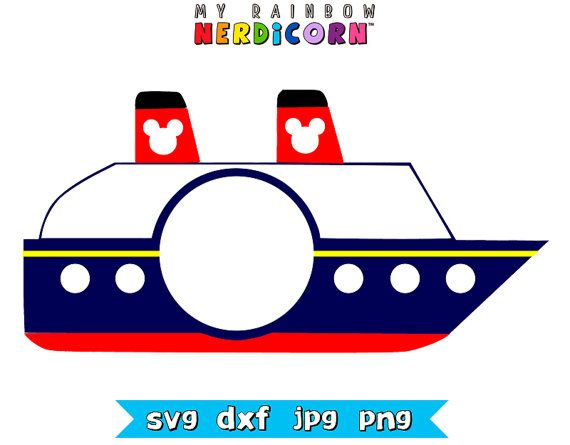 Disneyland clipart cruise Dxf Craft Fish png clipart