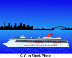 Cruise clipart shipping  vector 453 in Ship