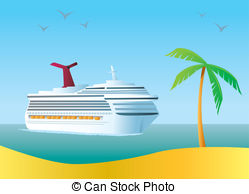 Cruise clipart shipping Clipart Ship  112 Stock