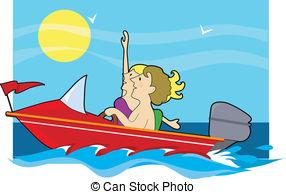 Cruise clipart speed boat Ride Speedboat Speedboat Speedboat Man